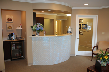 DeForte Dentistry Front Desk Lincroft, NJ