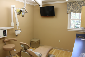 DeForte Dentistry Patient Room Lincroft, NJ